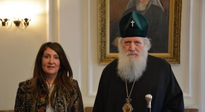 Патриарх Неофит се надява един ден сънародниците ни от САЩ да се приберат
