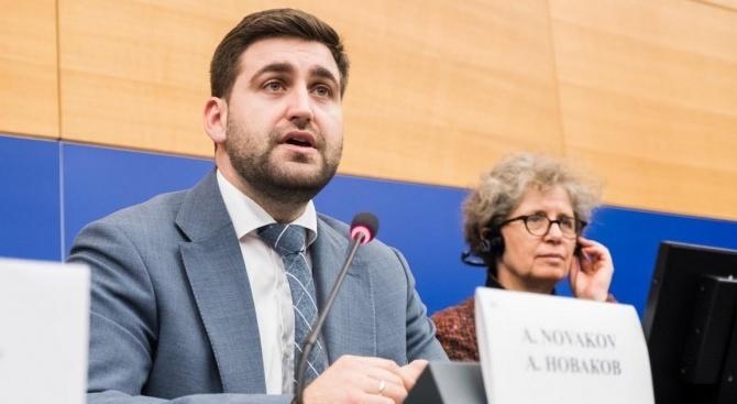 "Андрей Новаков отговори на Радан Кънев за АМ ""Струма"""