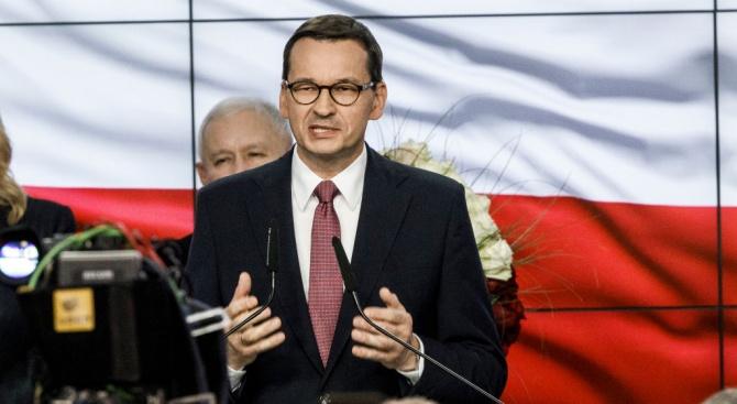 Матеуш Моравецки призова ЕС да премахне данъчните убежища