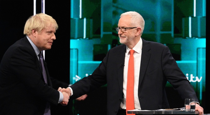 Борис Джонсън: Обещавам бърз Брекзит