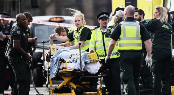 Миналата година е регистриран нов спад на броя на жертвите при терористични нападения