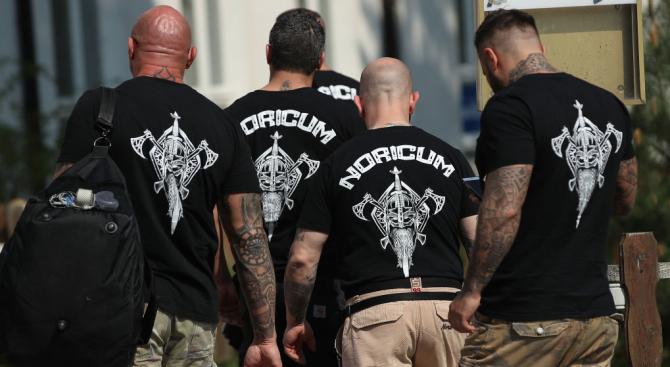 В германската провинция Бремен забраниха дясна екстремистка организация