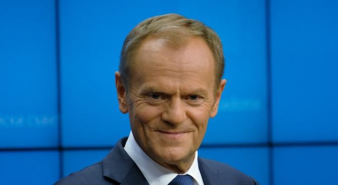 Избраха Доналд Туск за председател на ЕНП