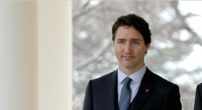 Джъстин Трюдо представи новото правителство на Канада
