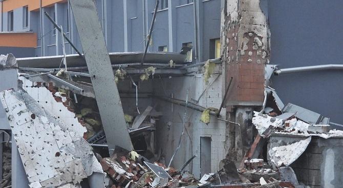 Запушена помпа взриви котел в Харманли