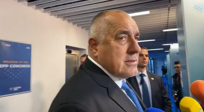 Борисов: България е държава за пример в борбата с контрабандата