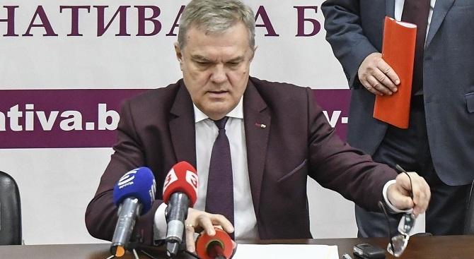Румен Петков за Симеонов: Ще изкопаем дъното
