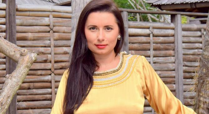 Наталия Кобилкина към жените: Бъдете като разгонени мечки в планината!