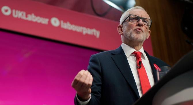 Британската Лейбъристка партия обещава радикални промени, ако спечели изборите