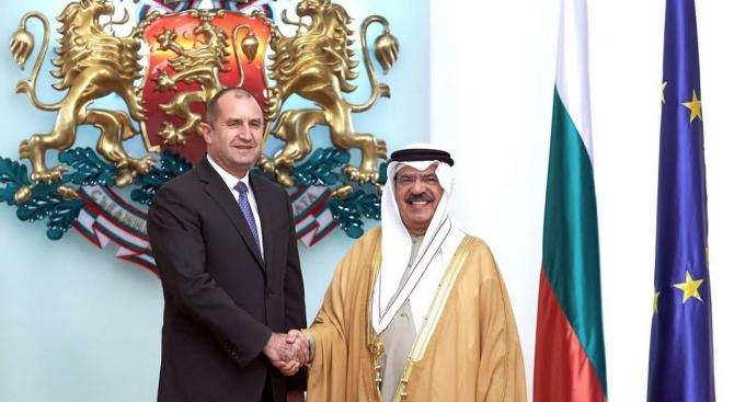 Румен Радев: България цени високо партньорството си с Обединените арабски емирства в икономиката, образованието и сигурността