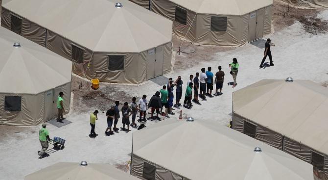 Франция вече е първа страна в Европа за кандидатите за убежище