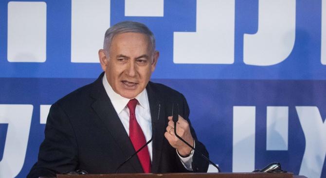 Обвиненията срещу Бенямин Нетаняху задълбочават кризата в Израел
