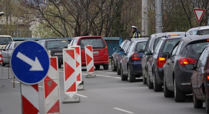 Предстоящ ремонт блокира Аспаруховия мост