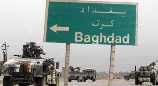Четирима убити и 25 ранени при нови сблъсъци в Багдад