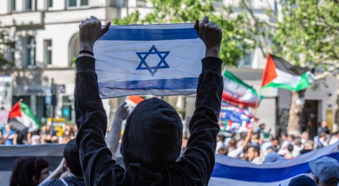 Поредни сблъсъци между еврейски заселници и палестинци на Западния бряг