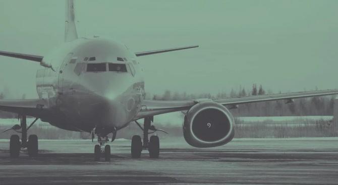 Пилот на самолет почина при приземяване