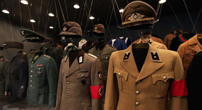 Ливански бизнесмен ще предостави цилиндър, принадлежал на Хитлер, на еврейска фондация