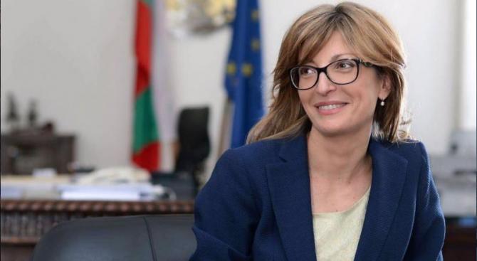 Захариева ще участва в церемония по повод 110 години двустранни дипломатически отношения с Холандия