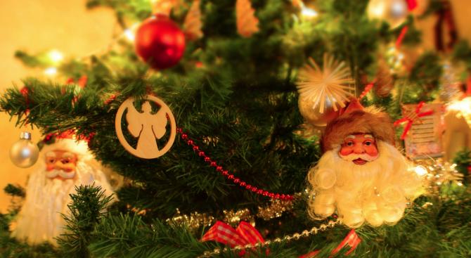 Българка облече виенския Дядо Коледа