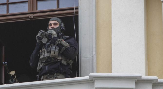 Германски министър за обира в Дрезден: Черен ден!