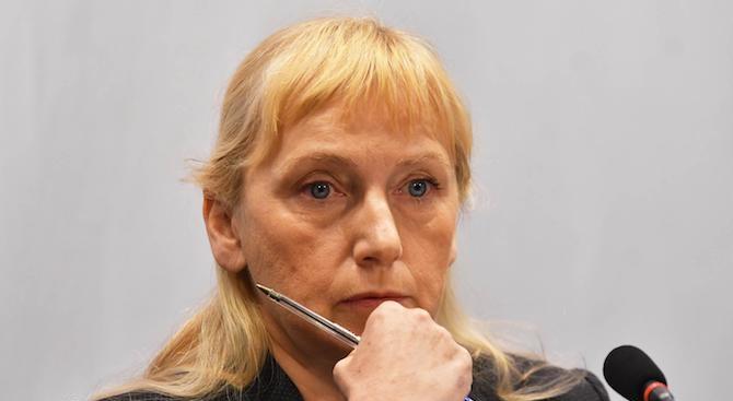 Прокуратурата поиска от ЕП имунитета на Елена Йончева