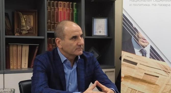 Цветан Цветанов: България не може да седи на два стола и да върви на зиг-заг, трябва да се следва ясен път