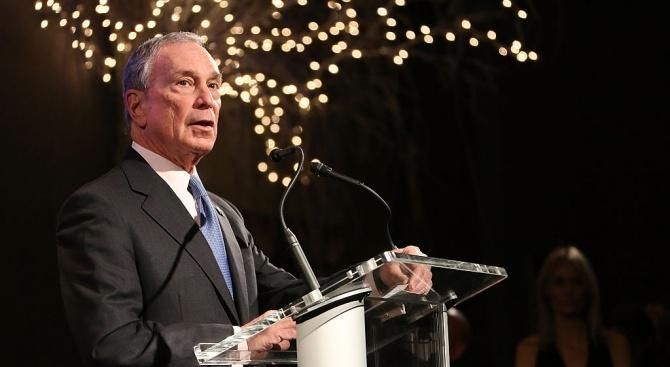 Блумбърг подава оставка от пост в ООН