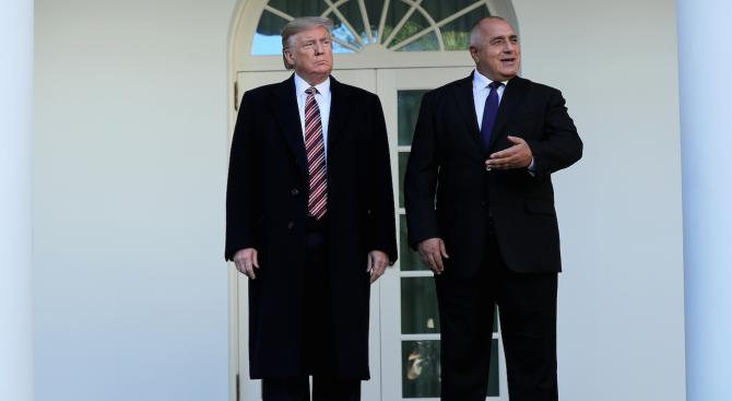 Чуждите медии за срещата на Бойко Борисов с Доналд Тръмп