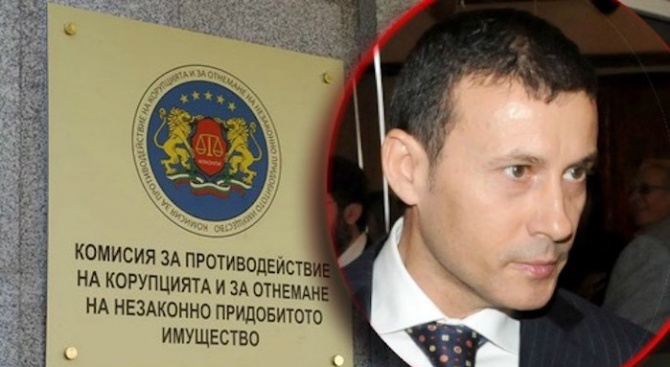 Запорираха имущество за над 134 млн. лв. на Миню Стайков и на девет свързани с него лица