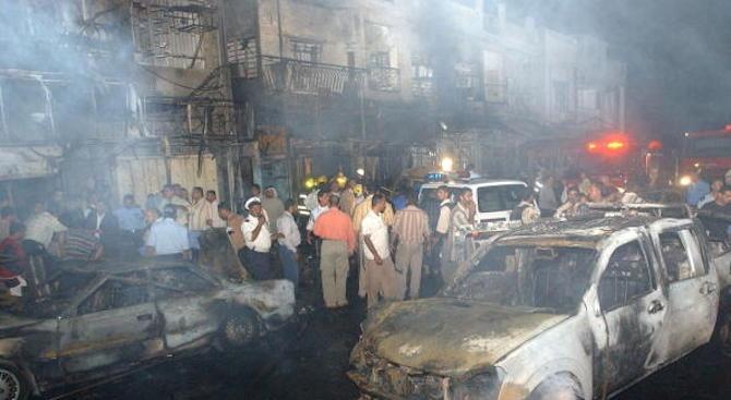17 души бяха убити при атентат с кола бомба в Сирия
