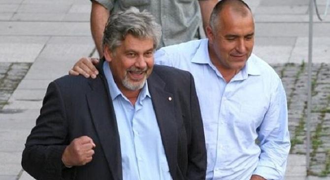 Борисов към Данаилов: Сбогом! Беше голям мъж!