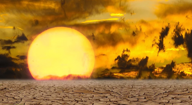 Учени: Климатично бедствие застрашава човечеството