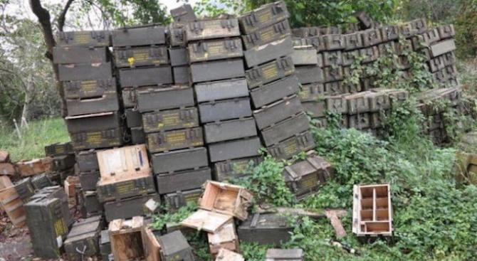 НС позволи унищожаването на български противопехотни мини да става и в чужбина
