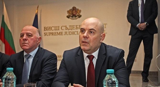 Вече е официално: Иван Гешев е обвинител №1