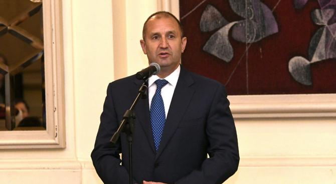 Румен Радев ще присъства на тържественото отбелязване на 128-ата годишнина на ВМА