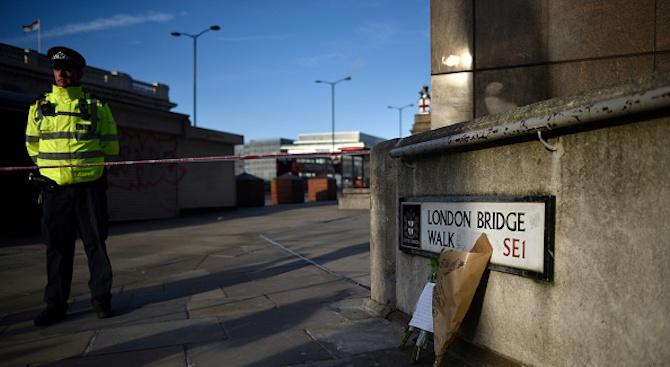 Кралицата изрази съчувствие към жертвите на атаката в Лондон и към техните близки