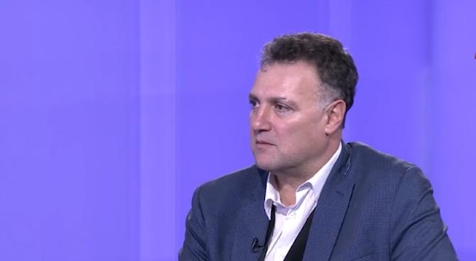 Валентин Николов: САЩ има интерес да диверсифицира доставките на газ в България