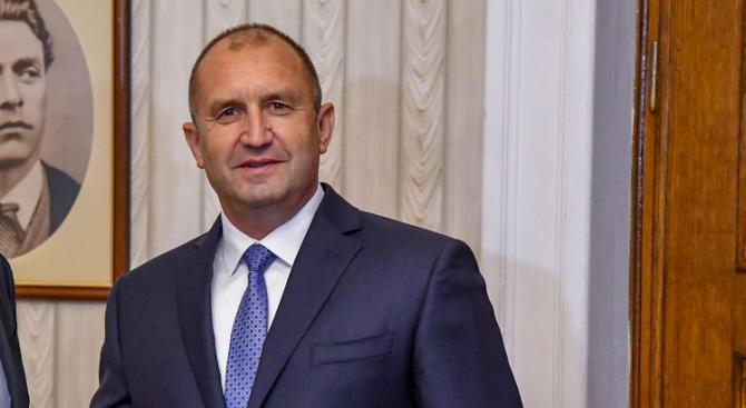 Президентът ще присъства на годишнината от основаването на ВМА