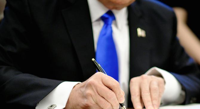САЩ ратифицираха протокола за присъединяването на С. Македония към НАТО