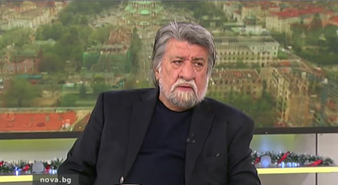 Вежди Рашидов: Стефан Данаилов не беше отчаян, беше му тъжно за живота