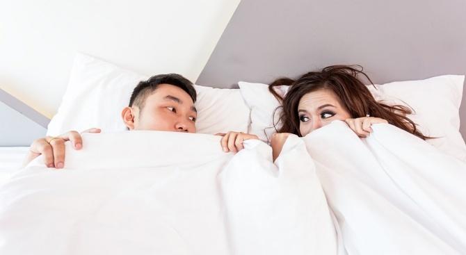 Работата влияе на сексуалния живот на мъжете