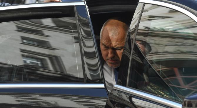 Борисов тества електрически автомобил