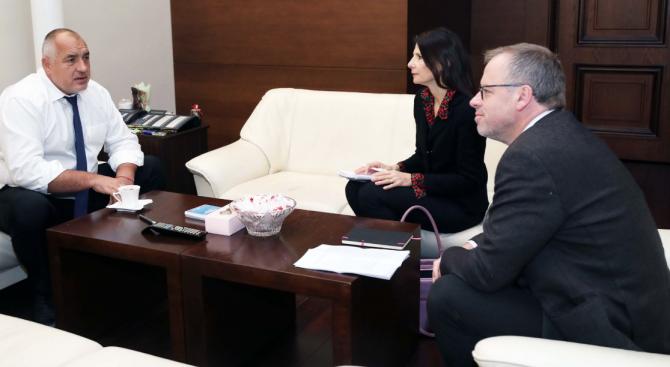 Борисов: Високо ценя диалога с неправителствения сектор по темата за свободата на словото