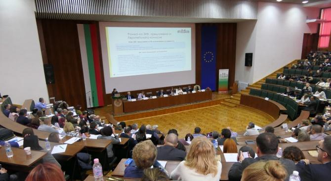 МЗХГ: Грижата за околната среда и климата е във фокуса на новата ОСП