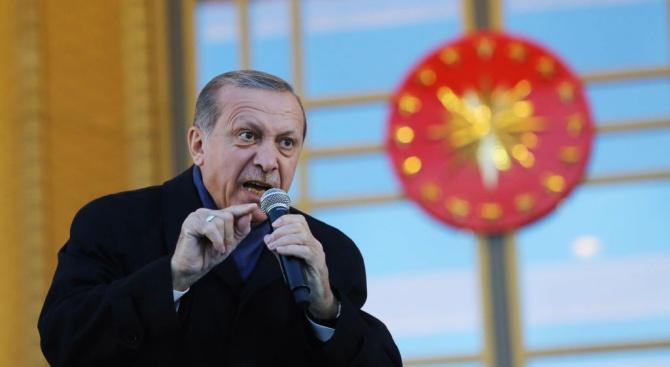 Турция експулсира петима германски джихадисти