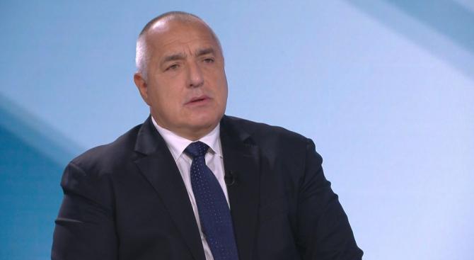 Борисов: Като приключа с политиката, ще си направя сайт и ще стана най-добрият разследващ журналист