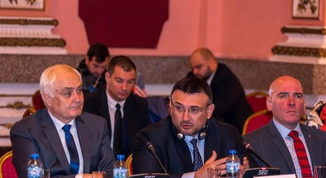 Министър Маринов: Необходим е единен и координиран отговор на съвременните заплахи