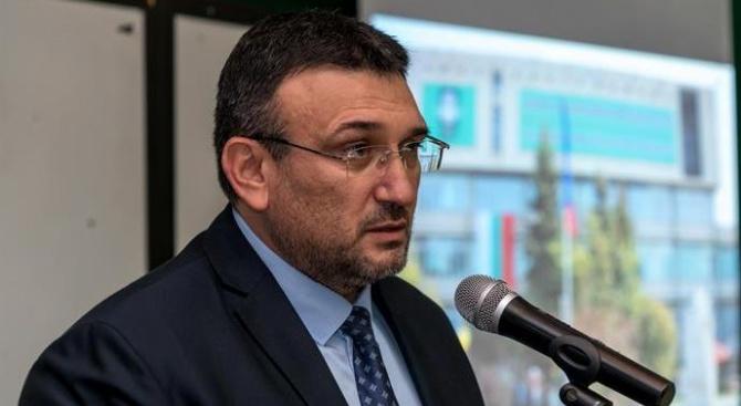 Младен Маринов гостува на студенти от Университета по библиотекознание и информационни технологии