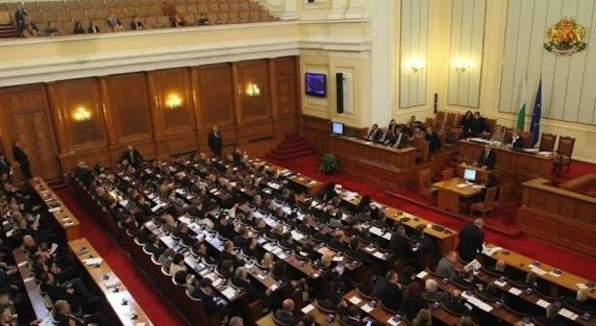 В НС почетоха паметта на Стоянка Мутафова с минута мълчание