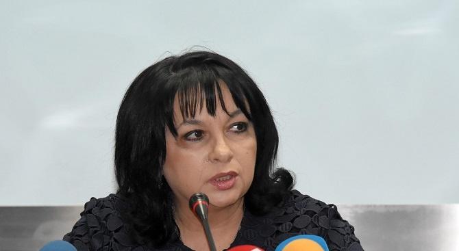 """Теменужка Петкова: """"Турски поток"""" не е под заплаха"""